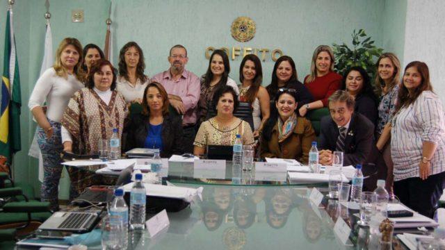 Reunião nacional dos Terapeutas Ocupacionais (1)