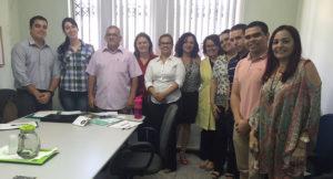 curso de formação de instrutores de Processo ético disciplinar. UF-PA