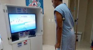 Fisioterapia e videogame