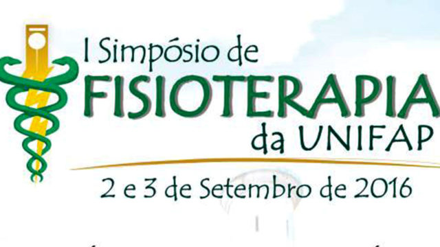 I SIMPÓSIO DE FISIO UNIFAP_DESTACADA